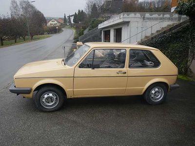 gebraucht VW Golf Golf I-erKlein-/ Kompaktwagen,
