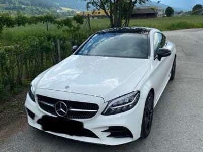 gebraucht Mercedes C200 AMG