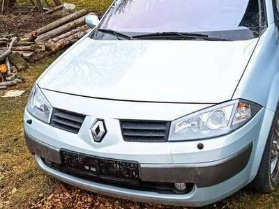 gebraucht Renault Mégane Dynamique Komfort 1,9 dCi