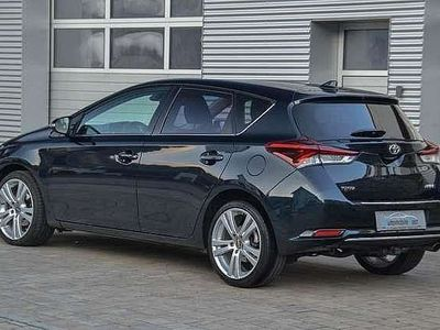 gebraucht Toyota Auris 1,2 Turbo AHK., Rückfahrk., 18 Zoll, Safety Sys