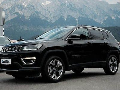 gebraucht Jeep Compass 1,4 MultiAir AWD Limited 9AT Aut., Limited, 170 PS, 5 Türen, Automatik
