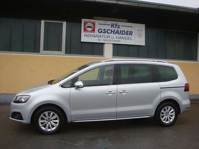 gebraucht Seat Alhambra Executive 2,0 TDI CR,Navi,Rückfahrkamera! Kombi / Family Van