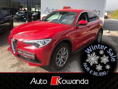 gebraucht Alfa Romeo Stelvio Super 2,0 ATX AWD -NUR 7.000Km*Gelegenheit!!!*