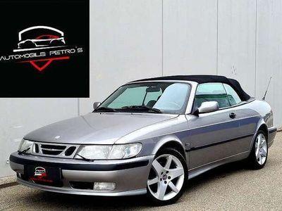 gebraucht Saab 9-3 Cabriolet 2,0 Turbo Ecopower Aut. Picker Frisch