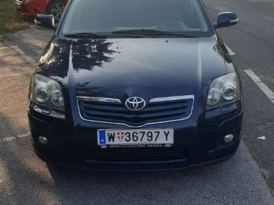 used Toyota Avensis 2.0 D-4D Limousine,