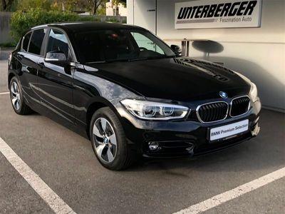 gebraucht BMW 116 i 5-Türig