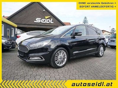 gebraucht Ford S-MAX Vignale 2.0 TDCi AWD Auto-Start/Stop 4WD Aut. *LED+LED