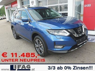 brugt Nissan X-Trail 2,0dCi N-Connecta 4x4 Aut. *Neues Modell* N-Connec