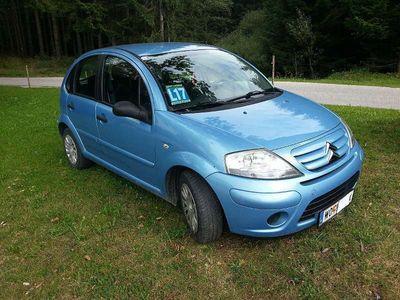 gebraucht Citroën C3 Schräghecklimousine Klein-/ Kompaktwagen