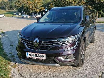 gebraucht Renault Koleos dCi 175 4WD Initiane X-Tronic SUV SUV / Geländewagen