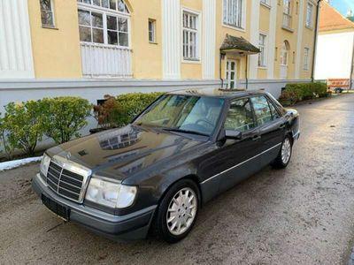gebraucht Mercedes E300 W124 Leder Klima Automatik