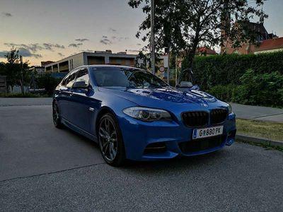 gebraucht BMW M550 5er-Reihe f10 m550d Individual d Limousine