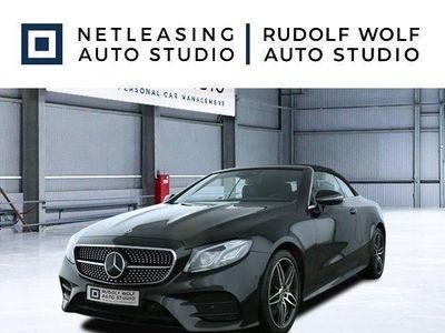 gebraucht Mercedes 450 E4M Cabrio AMG+Comand+360°+Multib+Night+Wid