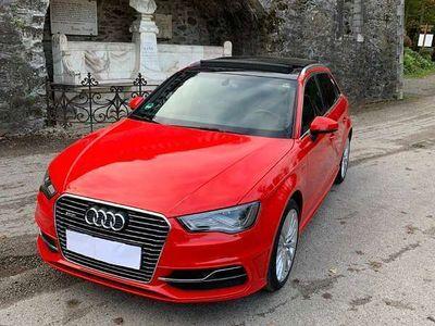 gebraucht Audi A3 e-tron LED PANO Bang& O Klein-/ Kompaktwagen