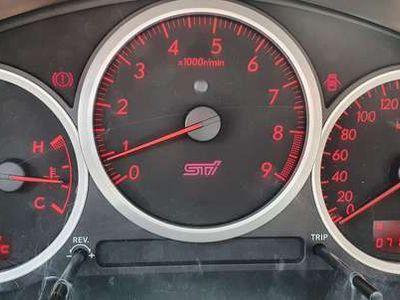 gebraucht Subaru WRX STI 2,5L