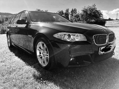 gebraucht BMW 535 5er-Reihe Kombi Diesel (F11) Touring Österreich-