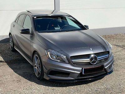 gebraucht Mercedes A45 AMG A-KlassePerformance Auspuff,Harman-Kardon,Pano Limousine