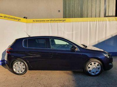 "gebraucht Peugeot 308 1,6 HDi 92 FAP Allure 16"" Felgen, Navi, Kamera Limousine"