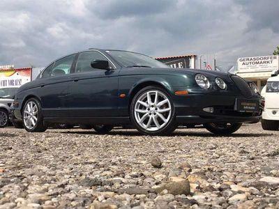 gebraucht Jaguar S-Type 4,0 V8 Sport Aut. *1-Besitz*Finanzierung* Limousine