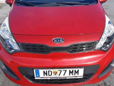 gebraucht Kia Rio CVVT/1,2/COOL/MT/5D Klein-/ Kompaktwagen