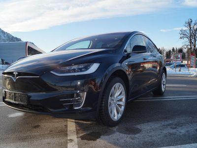 gebraucht Tesla Model X 100D Top Zustand, Top Ausstattung