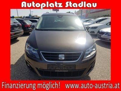 brugt Seat Alhambra Executive 2,0 TDI CR 4WD 7SITZE STANDH... Kombi / Family Van,
