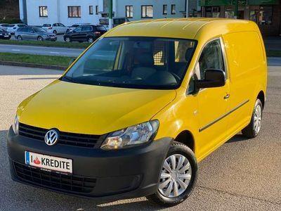 gebraucht VW Caddy Kombi Maxi BMT 2,0 TDI DPF- 5.700€ Netto- 1.Besitz