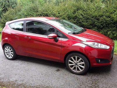 gebraucht Ford Fiesta Fiesta3T Klein-/ Kompaktwagen