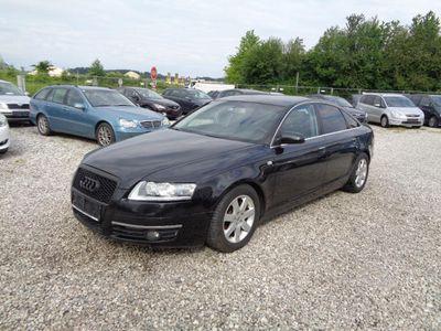 gebraucht Audi A6 2,7 TDI V6+orginalnavigationssyestem