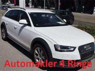 gebraucht Audi A4 Allroad 2,0 TDI quattro Daylight Xenon,Einparkhilfe plus,Bluetooth Kombi / Family Van