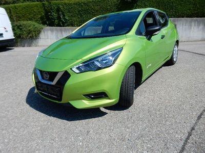 gebraucht Nissan Micra Visia + Klein-/ Kompaktwagen,