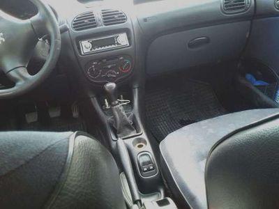 gebraucht Peugeot 206 HDI Klein-/ Kompaktwagen