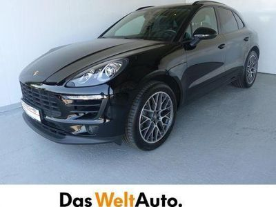 used Porsche Macan ab MJ18