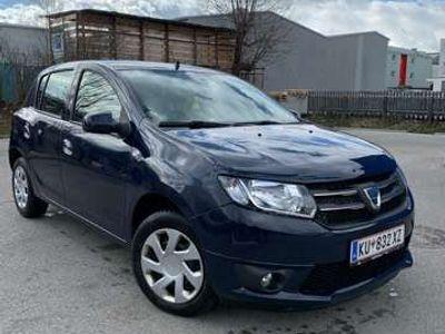 gebraucht Dacia Sandero Ambiance 1,2 16V 75