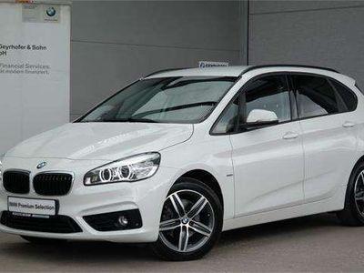 gebraucht BMW 216 Active Tourer 2er-Reihe d Sport Line Aut. Limousine