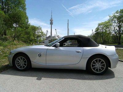 gebraucht BMW Z4 2,5i, Facelift, 177 PS NR § 4/21 Cabrio / Roadster