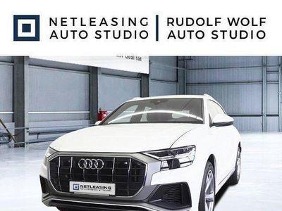 gebraucht Audi Q8 50 3.0 TDI quattro S-Line Standheizung AHK Klima
