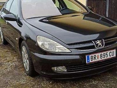 gebraucht Peugeot 607 Limousine