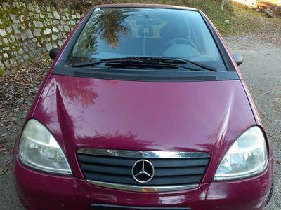 gebraucht Mercedes A140 Classic Aut.