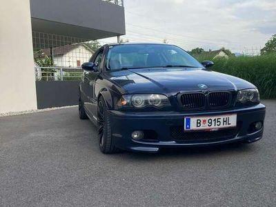 gebraucht BMW 320 3er-Reihe Coupé E46