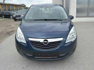 gebraucht Opel Meriva 1,3 CDTI Ecotec Edition 30 Kombi / Family Van
