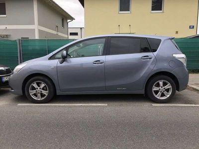 gebraucht Toyota Verso 1.6 Valvematic Kombi / Family Van