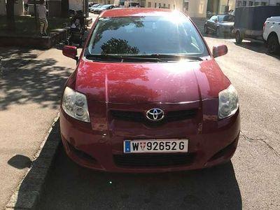 gebraucht Toyota Auris 2,0 Klein-/ Kompaktwagen