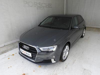 gebraucht Audi A3 Sportback 2.0 TFSI intense
