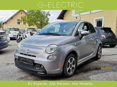 gebraucht Fiat 500e Elektro Silver Leasing- & VSt.abzugsfähig Klein-/ Kompaktwagen
