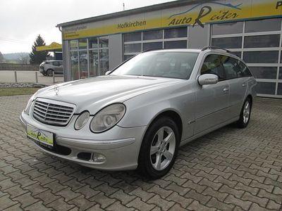 gebraucht Mercedes E220 Elegance CDI Aut. Service Pickerl NEU