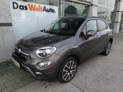 gebraucht Fiat 500X 2,0 Multi-Jet II 140 Off-Road Look Cross Plus Aut.