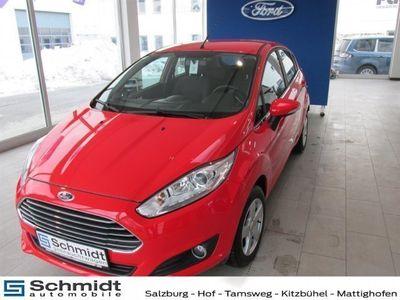 brugt Ford Fiesta Titanium 5-türig 1,0L Benzin 65PS M5 S/S F