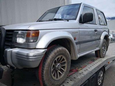 gebraucht Mitsubishi Pajero MT 2,5 GLS TD