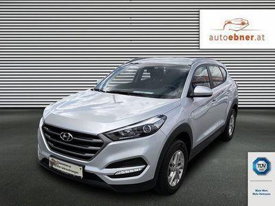 brugt Hyundai Tucson 1,6 GDI Start-Stopp Comfort SUV / Geländewagen,